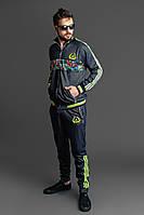 Мужской спортивный костюм Inter, фото 1