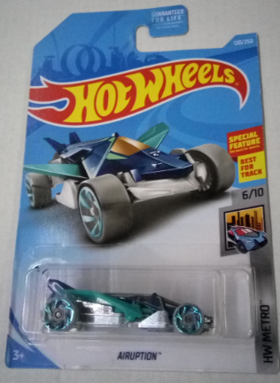 Машинка Hot Wheels 2019 Airuption