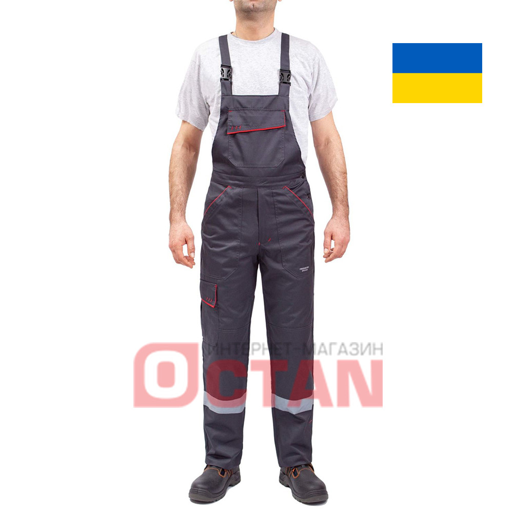 Полукомбинезон Specpro NEW темно-серый