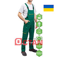 Полукомбинезон Specpro NEW зеленый, фото 1