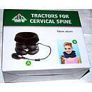 Надувная подушка для шеи Tractors For Cervical Spine | ортопедический воротник, фото 9