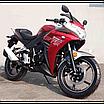 Мотоцикл FORTE FTR300 (красный), фото 6