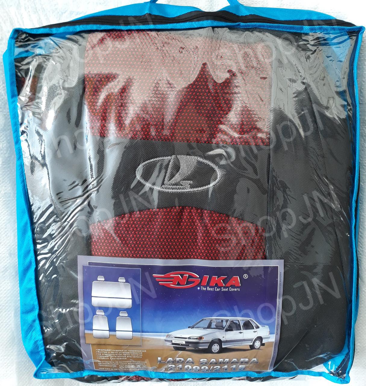 Авто чехлы Lada 21099 / 2115 COPER Nika