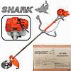 Бензокоса мотокоса Shark GT-5500