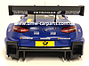 Модель Mercedes-AMG C 63 DTM, 2016, Euronics, Blue, 1:18 Scale, фото 2