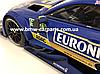Модель Mercedes-AMG C 63 DTM, 2016, Euronics, Blue, 1:18 Scale, фото 5
