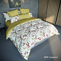 Семейный постельный комплект Скарлет 70х70, ТЕП