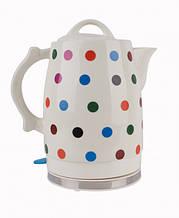 Чайник Domotec MS 5060 керамический /электрочайник / 2L