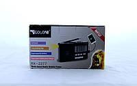 Радиоприемник Golon RX 2277 портативная колонка USB /SD / MP3/ FM / LED фонарик, фото 1