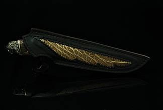 """Нож туристический ручной работы """"Филин"""", N690, фото 2"""