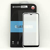 Защитное стекло Mocolo 5D Full Glue для Xiaomi Redmi 7 полноэкранное черное