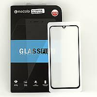 Защитное стекло Mocolo 5D Full Glue для Xiaomi Mi 9 SE полноэкранное черное