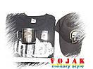 Комплект подарочный Punisher (бейсболка, футболка, зажигалка, чашка)., фото 3