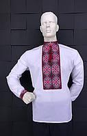 Мужская вышитая рубашка Код м711