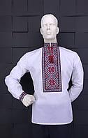 Мужская вышитая рубашка Код м713