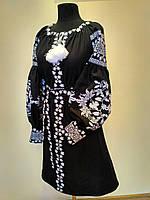 Женское вышитое платье Кодп03