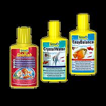 Уход за водой в аквариуме (лекарства для аквариума)