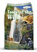 Taste of the Wild Feline Rocky Mountain Cat  7кг - корм с мясом оленины и лососем для кошек