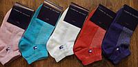 """Жіночі короткі шкарпетки,стрейч.сітка в стилі""""Tommy"""" , фото 1"""