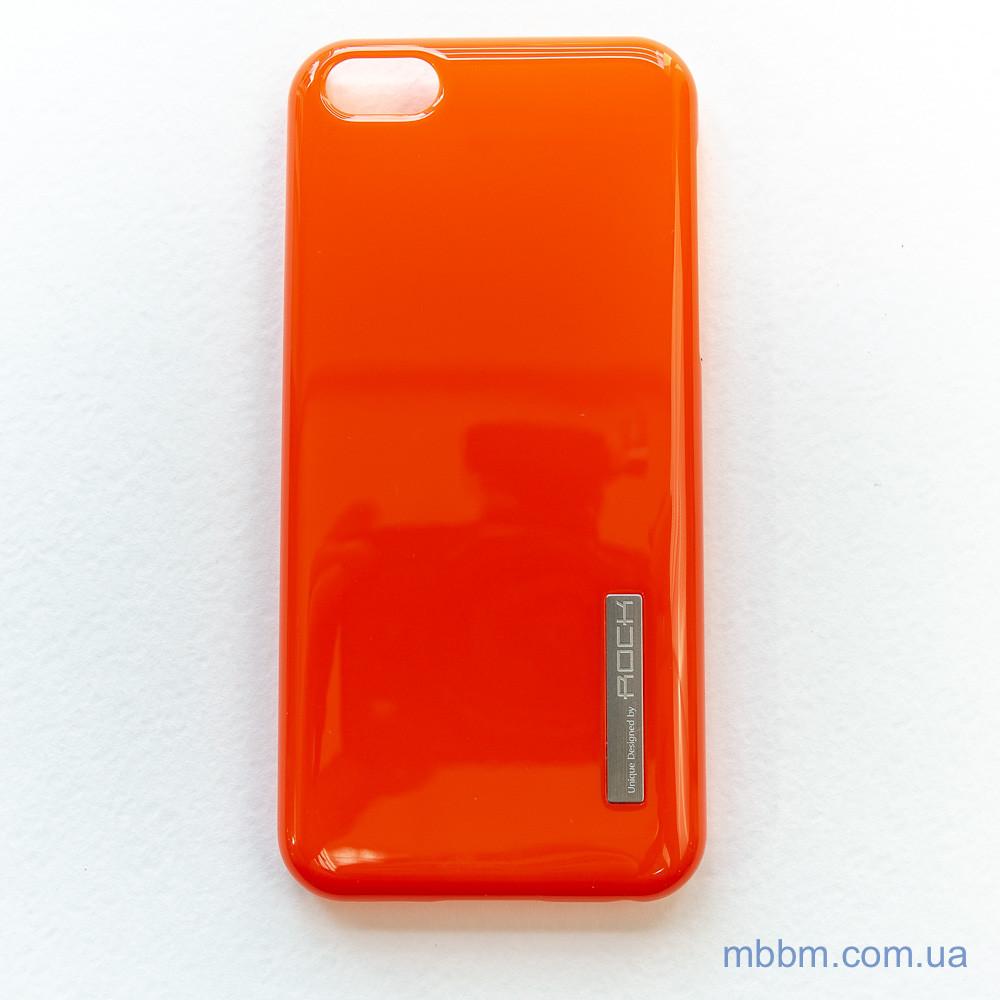 Накладка ROCK Ethereal iPhone 5c Watermelon red Apple 5C Для телефона