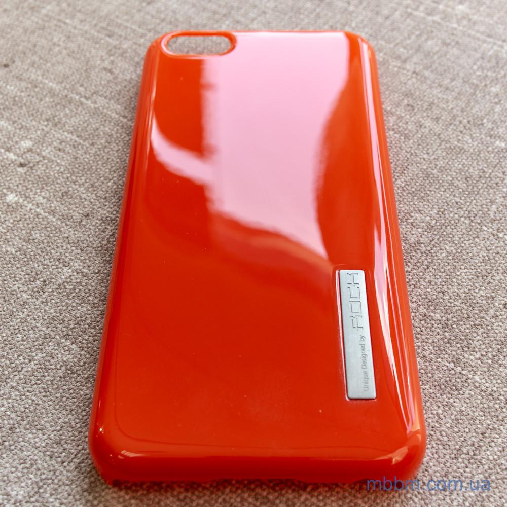 Накладка ROCK Ethereal iPhone 5c Watermelon red Apple 5C Для телефона Чехол Rock
