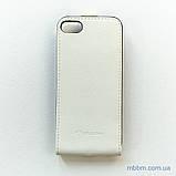 Чехол Cellular Line Flap Essential iPhone 5c white (FLAPESSIPH5CW) EAN/UPC: 8018080196393, фото 6