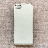 Чехол Cellular Line Flap Essential iPhone 5c white (FLAPESSIPH5CW) EAN/UPC: 8018080196393, фото 7