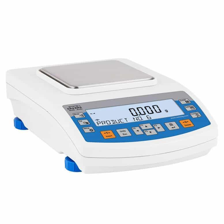 Весы лабораторные PS 600.R1 «Radwag»
