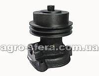 Насос водяной ЗиЛ-5301 Бычок двух ручьевой шкив 245-1307010  (помпа)
