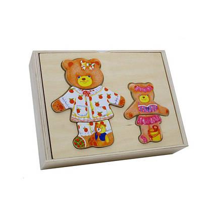 Рамка вкладыш Baby Mix Мишки WTS-92-H0168 , фото 2