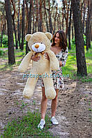Великий плюшевий ведмедик,м'яка іграшка 120см Мед, фото 1