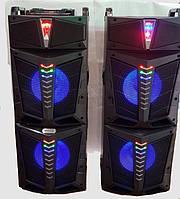 Комплект активной акустики MP-1200 / 600W (USB/FM/Bluetooth/Пульт ДУ)