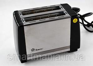 Тостер Domotec 650Вт 6 режимов MS-3231