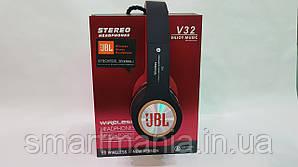 Беспроводные наушники JBL Wireless V32 реплика