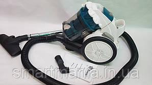 Пылесос Domotec MS-4410 циклонный,колбовый пылесос 3000 Вт
