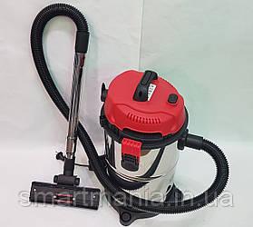 Пылесос Domotec MS 4413 мощность 2000W 3 in 1 Влажная и сухая уборка