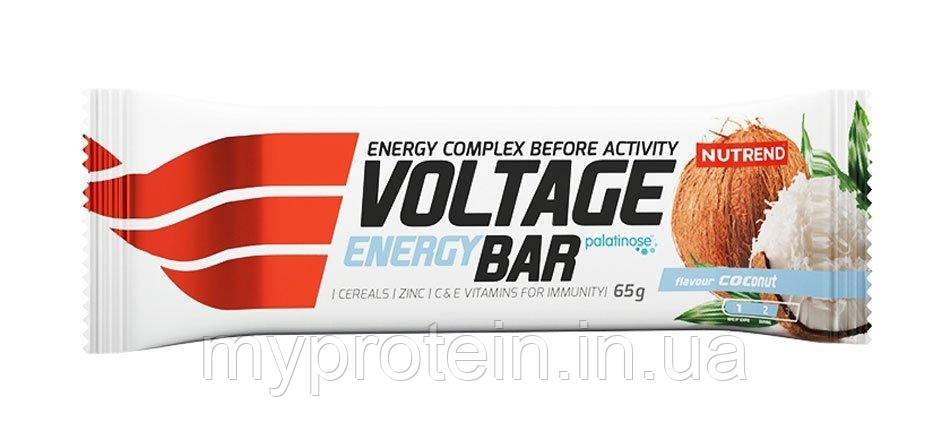 NutrendБатончикиVoltage energy bar (65 g hazelnut)65 g