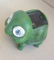 Черепашка светильни на солнечной батарее Садовые фигуры CAB 123 Lemanso