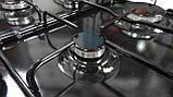 Газовая варочная поверхность Sistema 16620.02 P04-K03 Турция 600 мм., фото 3