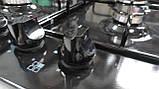 Газовая варочная поверхность Sistema 16620.02 P04-K03 Турция 600 мм., фото 5