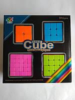 Подарунковий набір кубиків Рубіка в коробці, фото 1