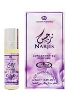 Арабские масляные духи Narjis / Наржис Al Rehab / Аль Рехаб 6 мл.