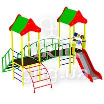 """Спортивно-ігровий вуличний комплекс """"Еко-3"""", фото 3"""