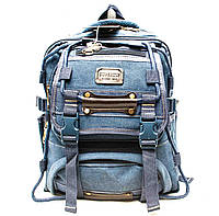 """Рюкзак мужской вместительный брезентовый (29*36 см) (3 цв.) """"SOFOCHKA"""" купить недорого от прямого поставщика, фото 1"""