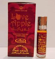 Арабские масляные духи Love Apple / Лав Эпл Al Rehab / Аль Рехаб 6 мл.