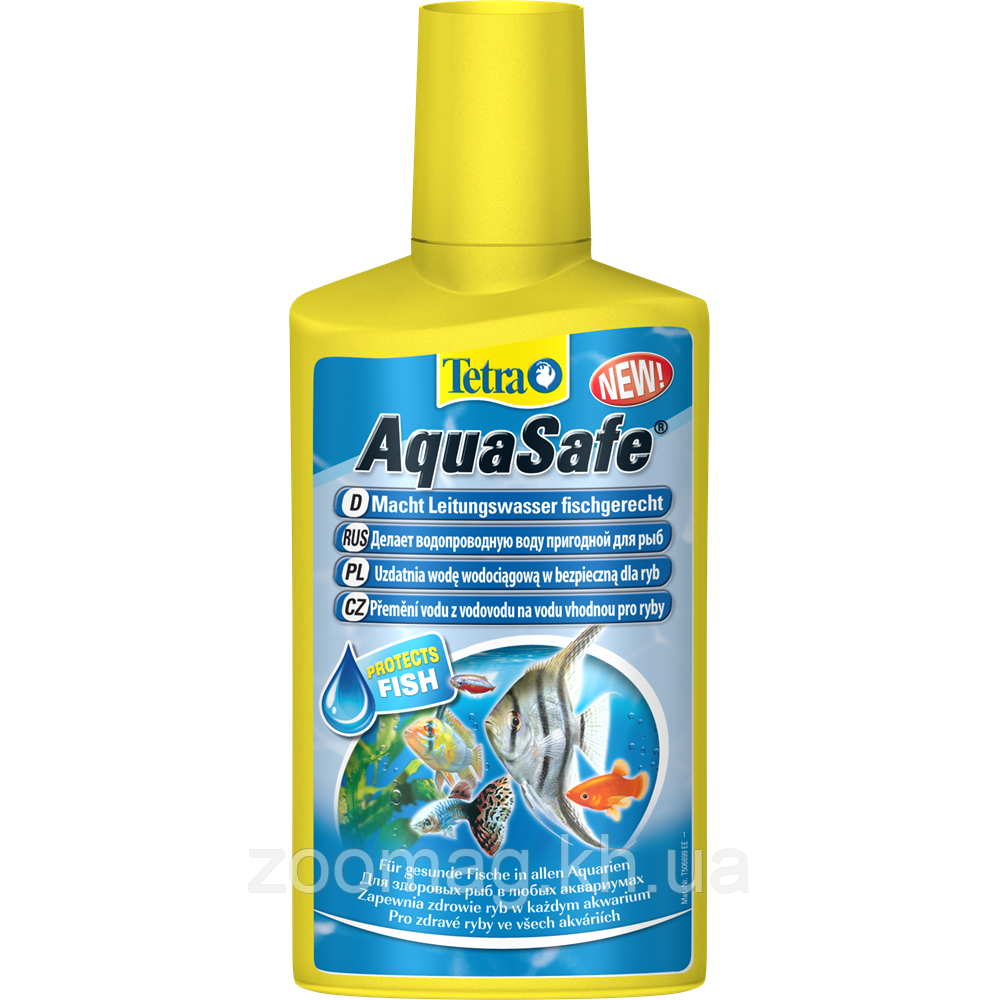 """Средство для подготовки воды """"AQUA SAFE"""" (50мл), Tetra™"""