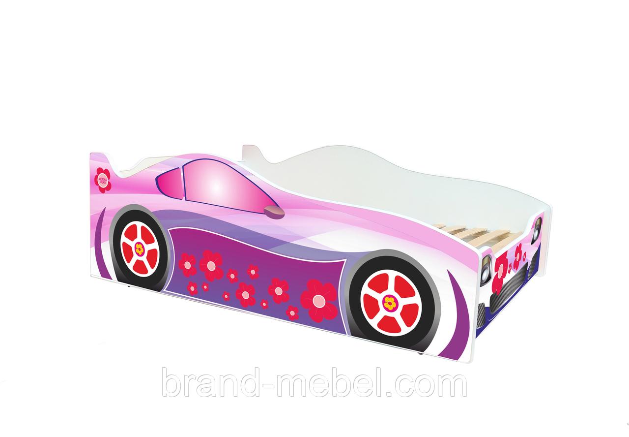 """Детская кровать машина Лили серии """"Evolution"""""""