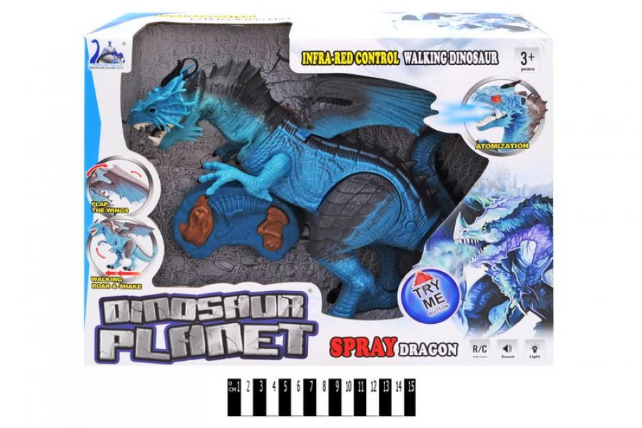 Динозавр на радіокеруванні RS6158A, дракон, світло, звук