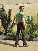 Тенниска мужская POUL SMITH цвет зеленый