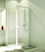 Душевая кабина с распашной дверью Aquaform Elba 900x900 мм 103-26584+103-26508, фото 1